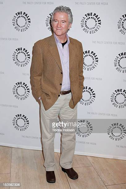 Patrick Duffy attends the Paley Center for Media and the Warner archive collection 'Retro TV ActionAdventureThon' on September 21 2012 in Los Angeles...