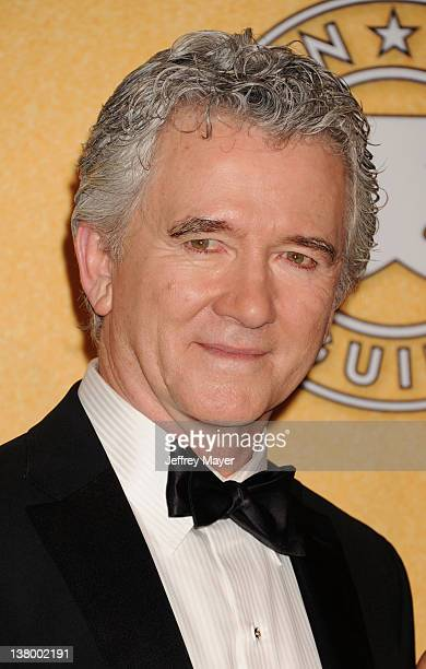Patrick Duffy poses in the press room at the 18th Annual Screen Actors Guild Awards at The Shrine Auditorium on January 29 2012 in Los Angeles...
