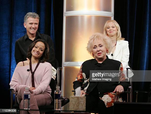 Patrick Duffy Shelley Long Judy Reyes and Doris Roberts