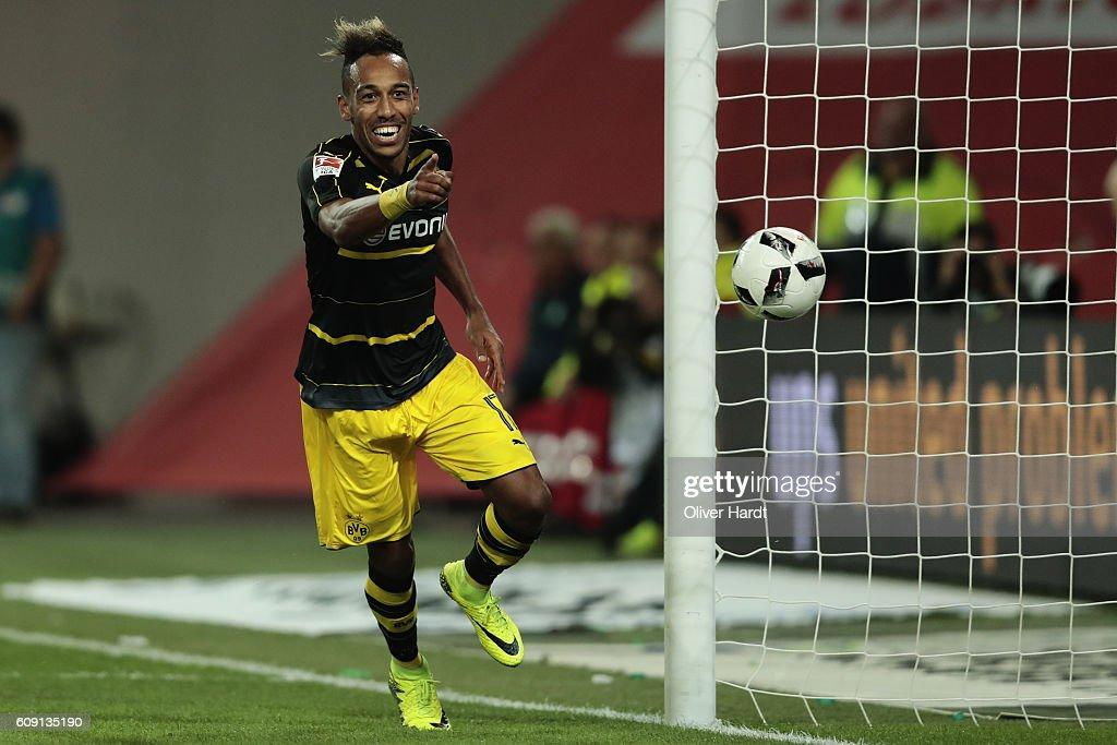 VfL Wolfsburg v Borussia Dortmund - Bundesliga : News Photo