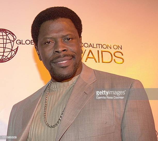 Patrick Ewing during 2002 Awards For Business Excellence at Chelsea Piers in New York City New York United States