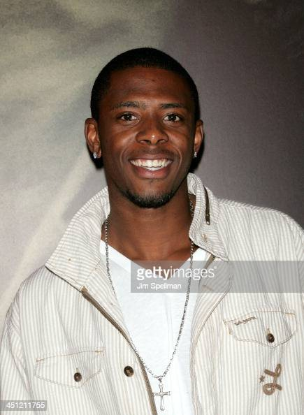 Patrick Ewing Jr attends the premiere of Miracle at St Anna at Ziegfeld Theatre on September 22 2008 in New York City