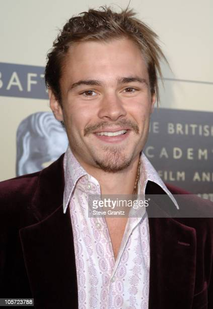 Patrick Flueger during 3rd Annual BAFTA Tea Party Honoring Emmy Nominees at Park Hyatt in Century City California United States