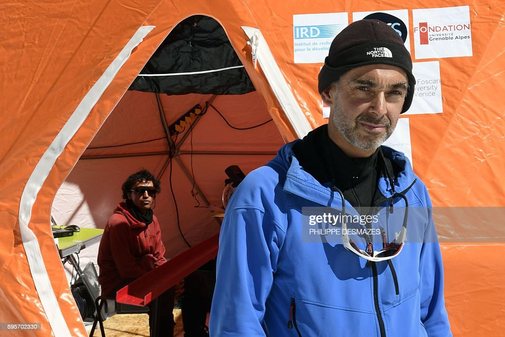 Patrick Ginot ingeneer in research at the French Research Institute for Development and the Laboratory of Glaciology and Environmental Geophysics and...