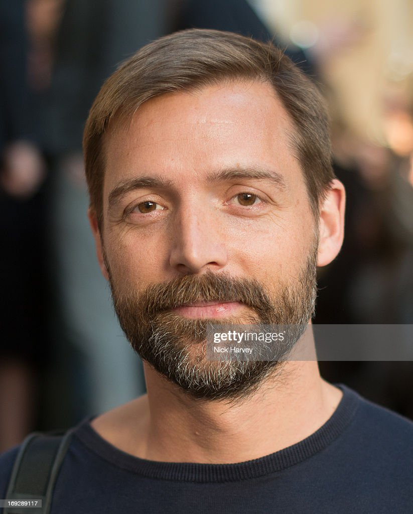 Patrick Grant attends private event to celebrate J.Crew And Central Saint Martins partnership at J.Crew on May 22, 2013 in London, England.