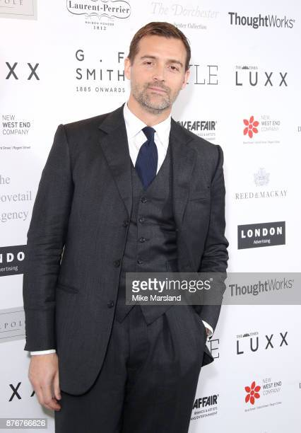 Patrick Grant attends the Walpole British Luxury Awards on November 20 2017 in London England