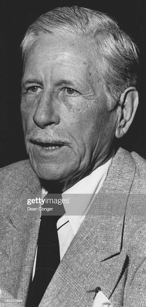 JUL 8 1951 Patrick J Hurley Expresses hope for peace