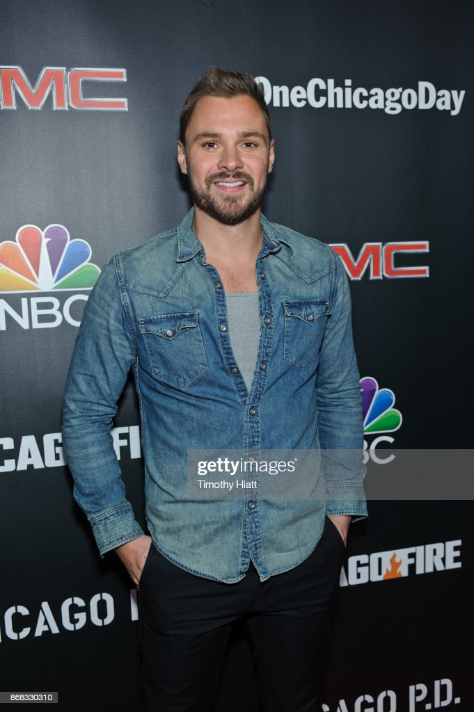 "NBC's ""One Chicago"" Press Day"