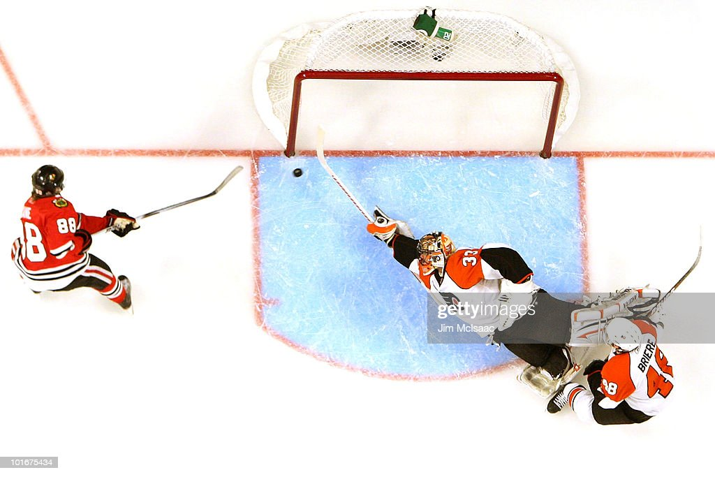 Stanley Cup Finals - Philadelphia Flyers v Chicago Blackhawks - Game Five