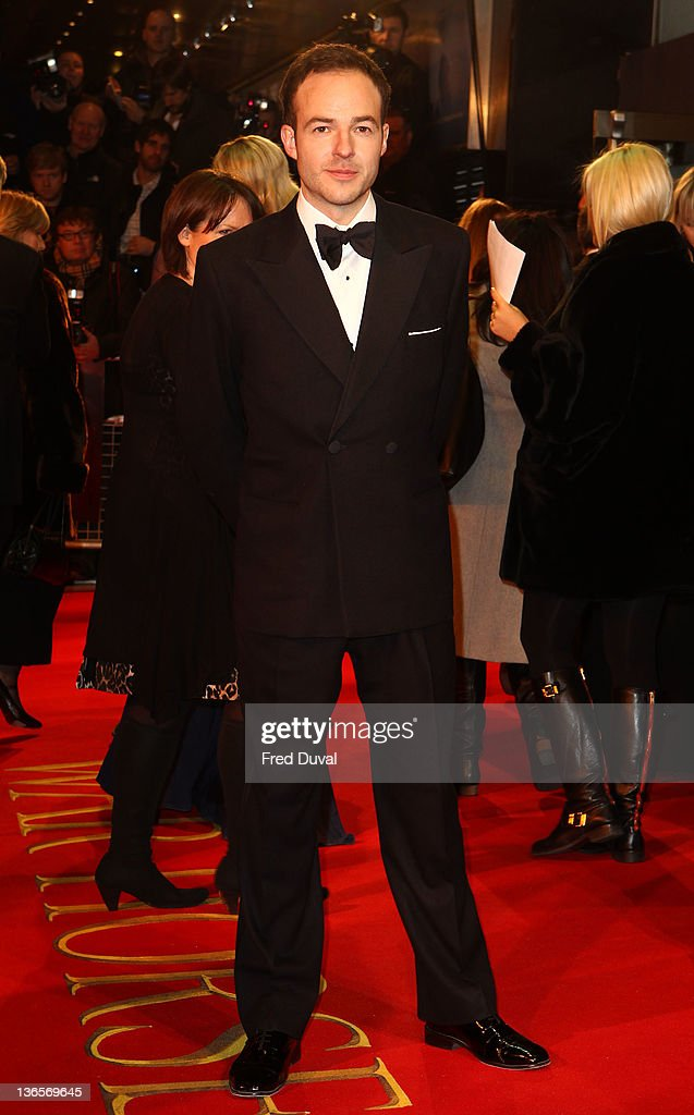 Patrick Kennedy attends the UK premiere of War Horse at Odeon Leicester Square on January 8, 2012 in London, England.