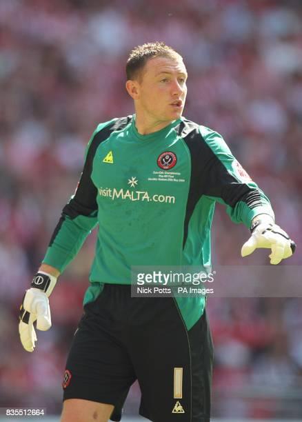 Patrick Kenny Sheffield United goalkeeper