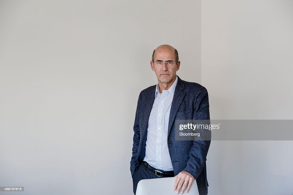 <a gi-track='captionPersonalityLinkClicked' href=/galleries/search?phrase=Patrick+Kron&family=editorial&specificpeople=539569 ng-click='$event.stopPropagation()'>Patrick Kron</a>, chief executive officer Alstom SA, poses for a photograph at Alstom's headquarters in Paris, France, on Tuesday, April 7, 2015. Alstom is benefiting from France's program of tenders for wind projects off its coast, where none operate so far. Photographer: Marlene Awaad/Bloomberg via Getty Images
