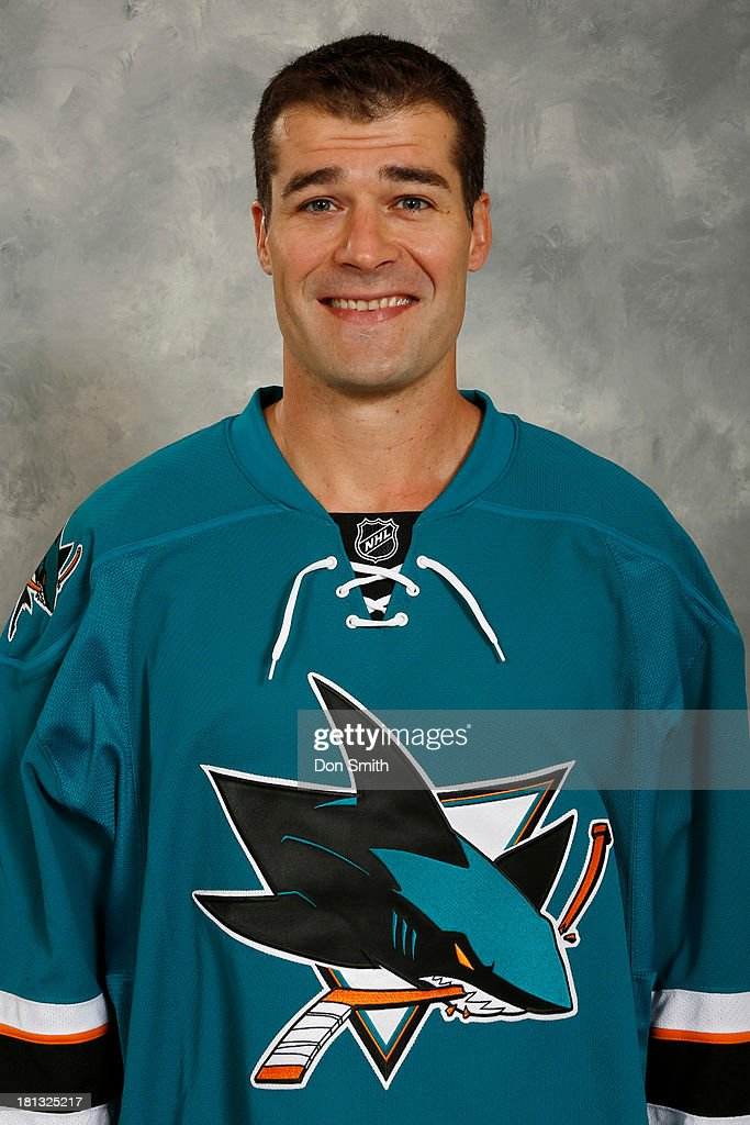 <a gi-track='captionPersonalityLinkClicked' href=/galleries/search?phrase=Patrick+Marleau&family=editorial&specificpeople=203165 ng-click='$event.stopPropagation()'>Patrick Marleau</a> of the San Jose Sharks poses for his official headshot for the 2013-14 season on September 11, 2013 at SAP Center in San Jose, California.