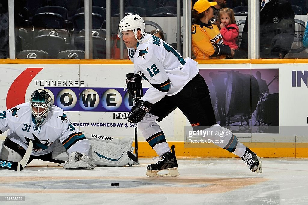 San Jose Sharks v Nashville Predators