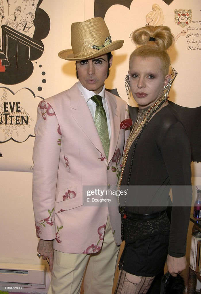 MAC Cosmetics presents Eve Kitten Opening Reception for Artists Nancy and