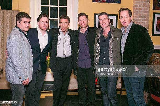 Patrick McDonald writer/director Peter Spierig actor Ethan Hawke writer/director Michael Spierig Senior VP of Acquisitions for Sony Pictures...
