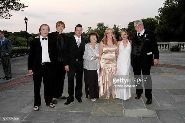 Patrick McMullan Liam McMullan Jamie McCarthy Connie McMullan Alanna Shalinski Sharon Shalinski and Tony Shalinski attend Tony Sharon Shalinski...