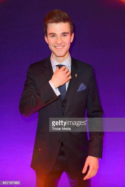 Patrick Moelleken attends the 99FireFilmsAward at Admiralspalast on February 16 2017 in Berlin Germany
