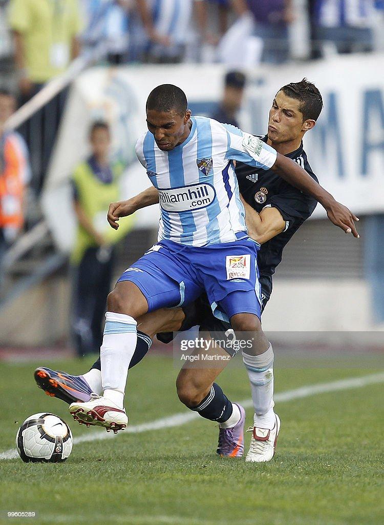 Malaga v Real Madrid - La Liga