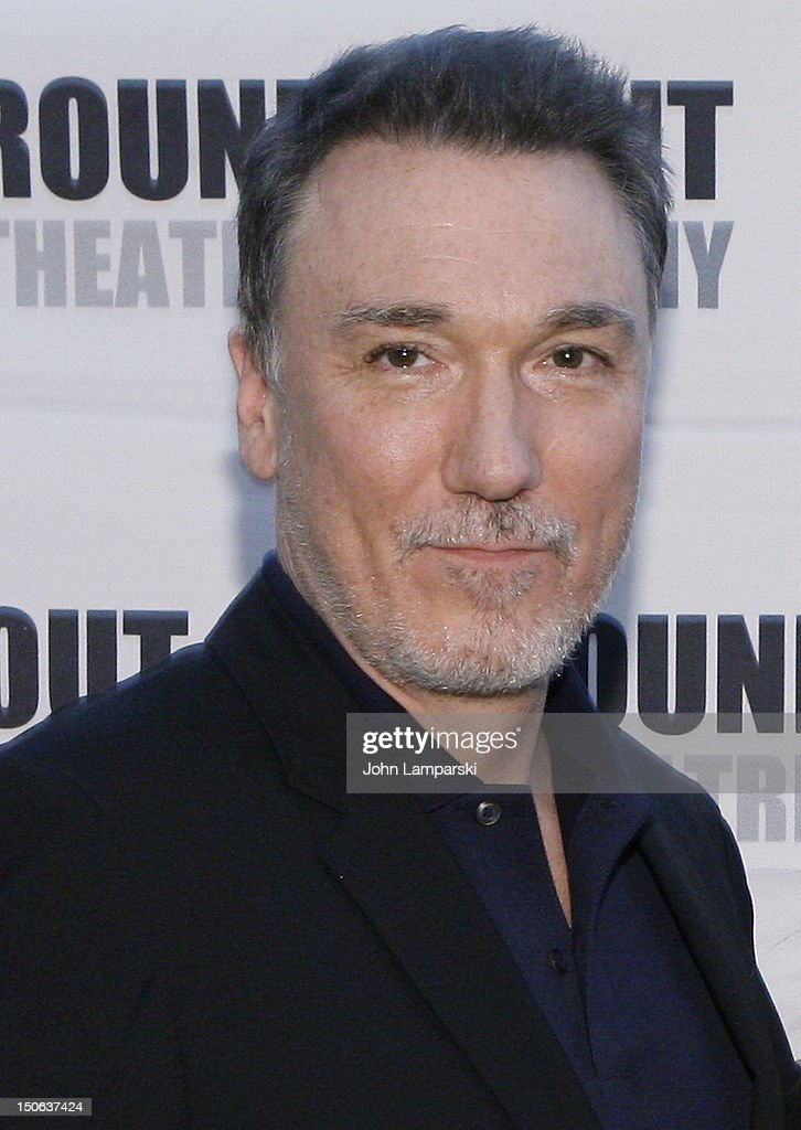 Patrick Page attends the 'Cyrano de Bergerac' cast photocall on August 23, 2012 in New York City.