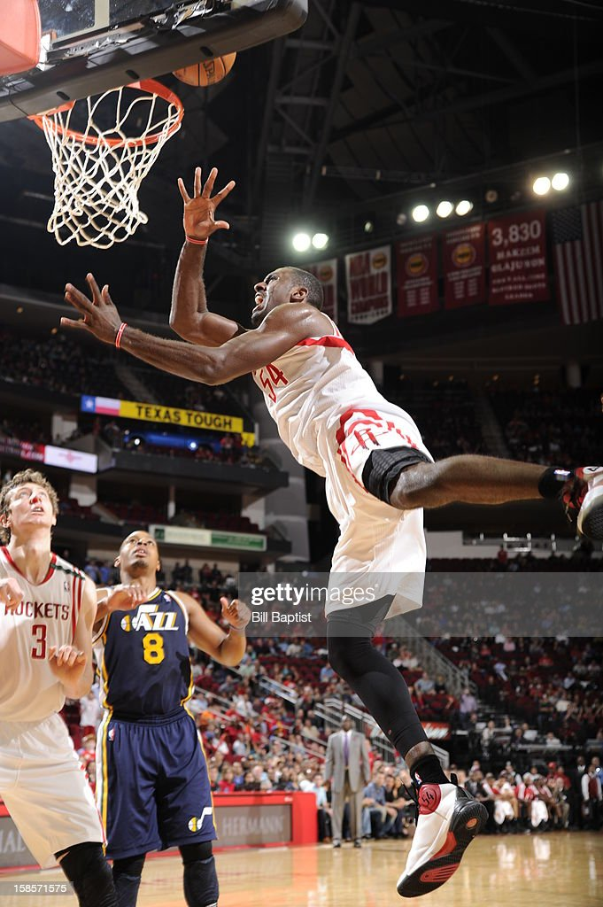 <a gi-track='captionPersonalityLinkClicked' href=/galleries/search?phrase=Patrick+Patterson&family=editorial&specificpeople=2928099 ng-click='$event.stopPropagation()'>Patrick Patterson</a> #54 of the Houston Rockets drives to the basket against the Utah Jazz on December 1, 2012 at the Toyota Center in Houston, Texas.