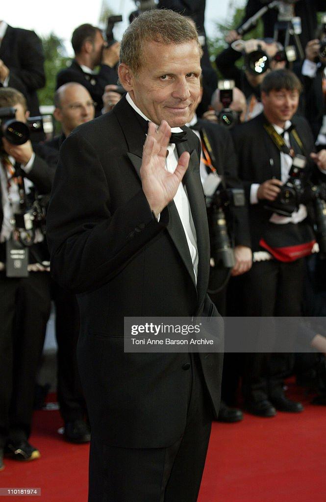 """2003 Cannes Film Festival - """"Les Egares"""" Premiere"""