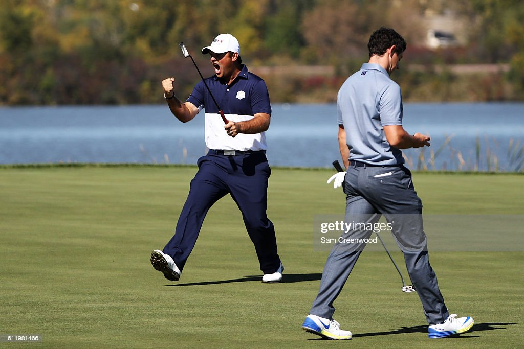 2016 Ryder Cup - Singles Matches