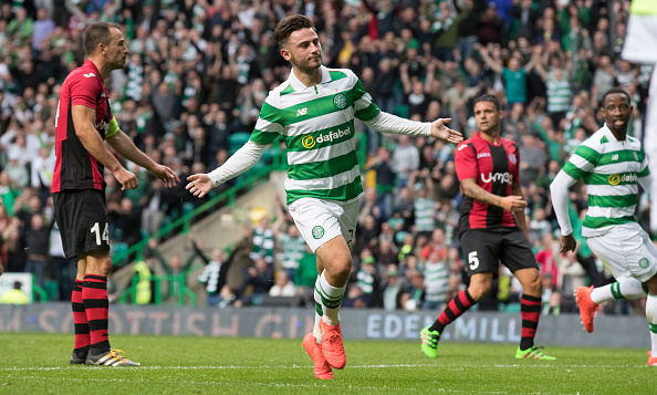 Celtic v Lincoln Red Imps - UEFA Champions League Second Qualifying Round: Second Leg : News Photo