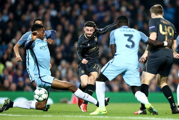 Manchester City FC v Celtic FC - UEFA Champions League : News Photo