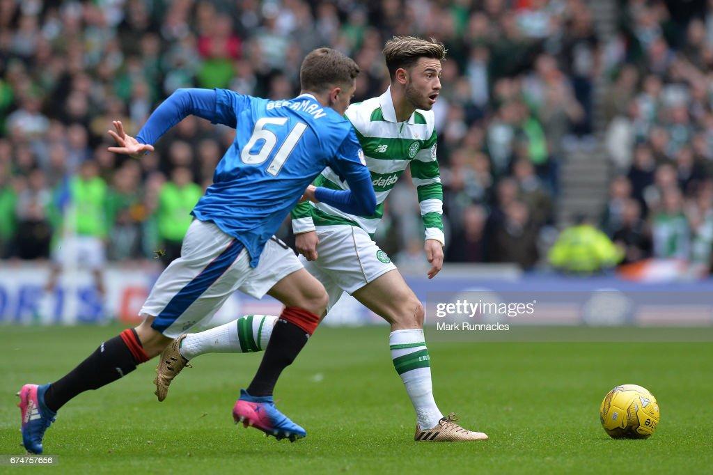 Rangers v Celtic - Ladbrokes Scottish Premiership : News Photo