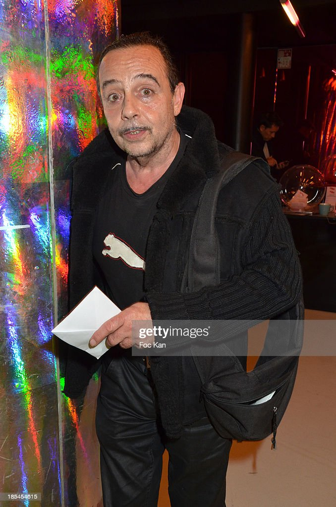 Patrick Sarfati attends the 'Cheries Cheris' Gay Lesbian Transexual 19th Film Festival Closing Ceremony At The Forum DesHalles on October 20, 2013 in Paris, France.