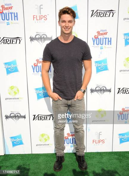Patrick Schwarzenegger attends Variety's 7th annual Power of Youth event at Universal Studios Hollywood on July 27 2013 in Universal City California