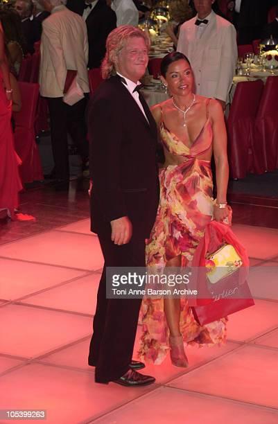 Patrick Sebastien wife