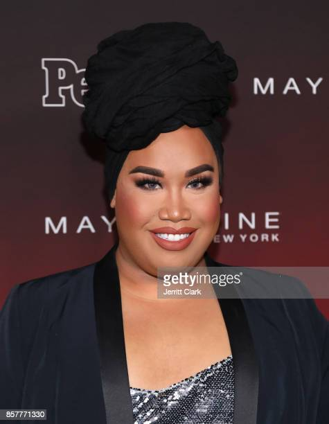 Patrick Starrr attends People's 'Ones To Watch' at NeueHouse Hollywood on October 4 2017 in Los Angeles California