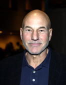 Patrick Stewart during 'RabbitProof Fence' Screening at Simon Wiesenthal Center in Los Angeles California United States
