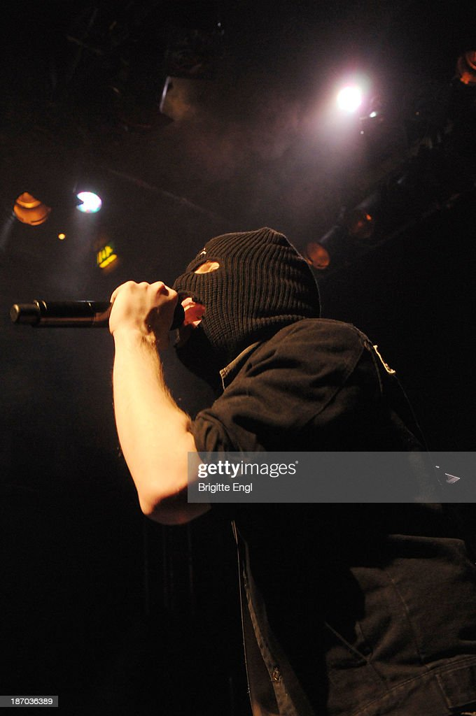 Patrick Stump of Fall Out Boy performs on stage at O2 Islington Academy on November 5, 2013 in London, United Kingdom.