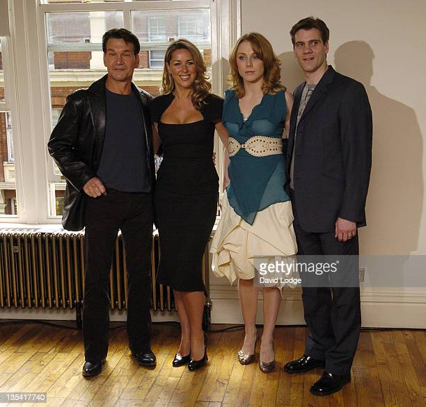 Patrick Swayze and Claire Sweeney and Kelly Price and Adam Cooper