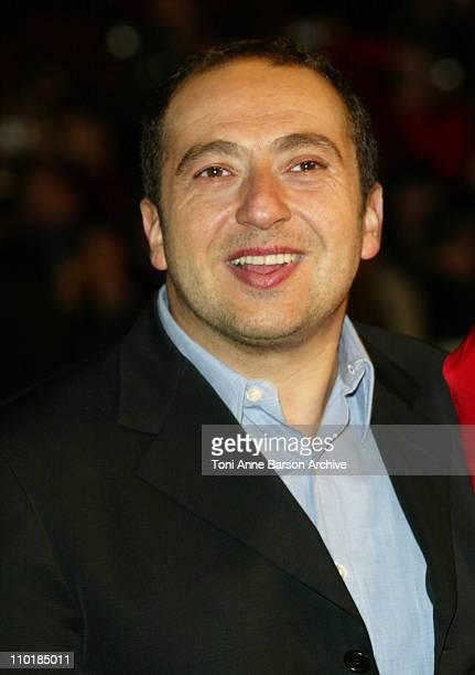 Patrick Timsit during 2004 NRJ Music Awards Arrivals at Palais des Festivals in Cannes France