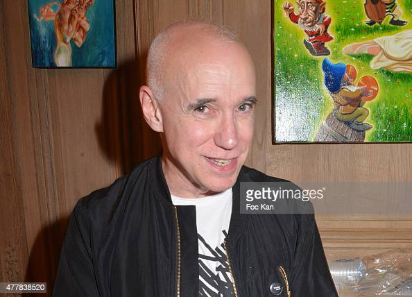Patrick Vidal attends the 'Ex Taz Citizen Cash' Tribute to Rave Parties organizer Hip Hop musician Pat Cash Documentary Screening Party At Private...