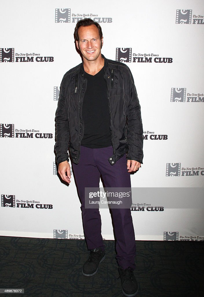 Patrick Wilson attends the 'Big Stone Gap' New York Screening at Sunshine Landmark on September 24, 2015 in New York City.