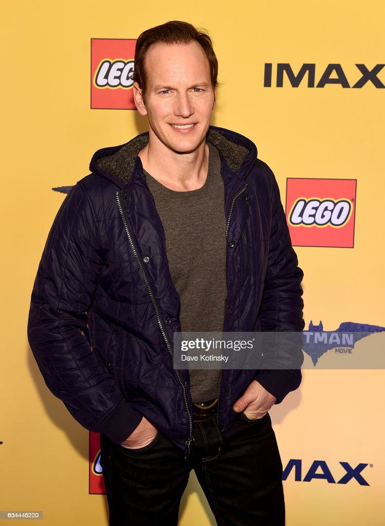 Patrick Wilson attends 'The Lego Batman Movie' New York Screening at AMC Loews Lincoln Square 13 on February 9, 2017 in New York City.