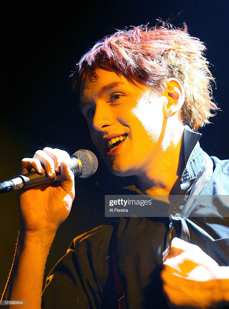 how tall is patrick wolf