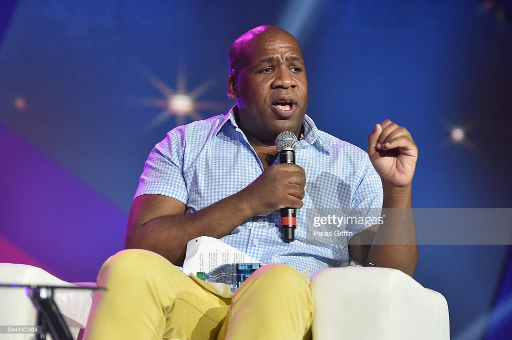 Patrik Henry Bass speaks onstage at the 2016 ESSENCE Festival Presented By Coca-Cola at Ernest N. Morial Convention Center on July 1, 2016 in New Orleans, Louisiana.