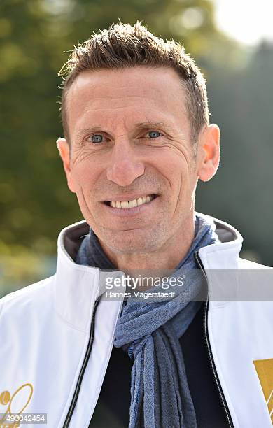 Patrik Kuehnen attends the 'Golden RacketCharity2015Tournament' on October 17 2015 in Munich Germany