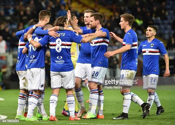 UC Sampdoria v Pescara Calcio - Serie A : News Photo
