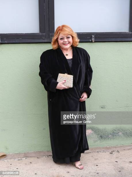 Patrika Darbo is seen on February 26 2017 in Los Angeles California