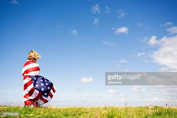 Patriot Criança