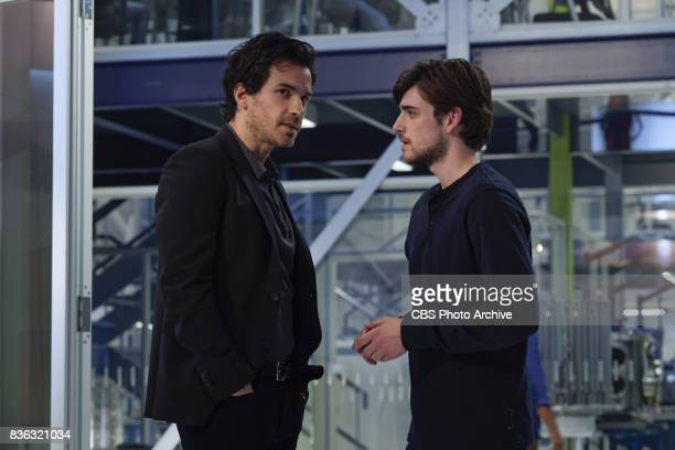 'Patriot Games' Grace narrowly escapes a deadly assassin and Darius and Liam forge unlikely alliances on SALVATION Wednesday August 23 Pictured...