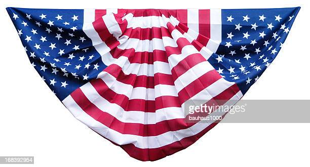 Nid d'ange patriotique décoration