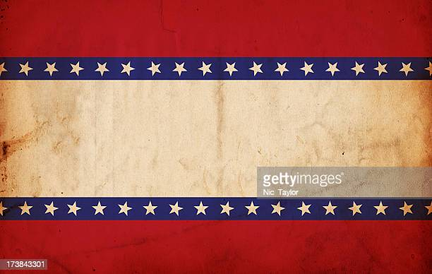 Patriotic Grunge Paper XXXL